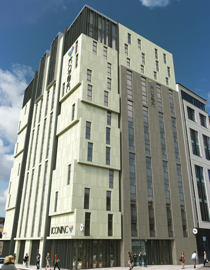 Student Accommodation Development Liverpool, CDM Advisors