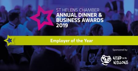 Employer of the year, St Helens Chamber Business Awards, CDM, St Helens Health and safety, Business Awards
